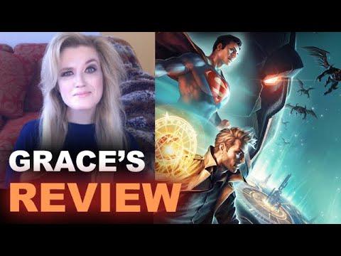 Justice League Dark Apokolips War REVIEW
