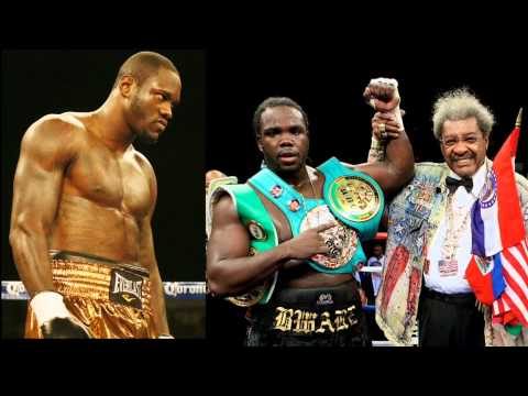 DON KING TRIED TO AVOID DEONTAY WILDER FIGHT