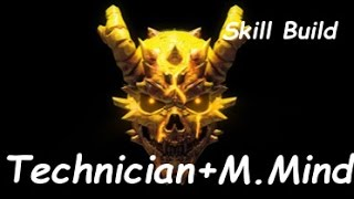 Payday 2 : สกิลสาย Technician + Mastermind = Tactician