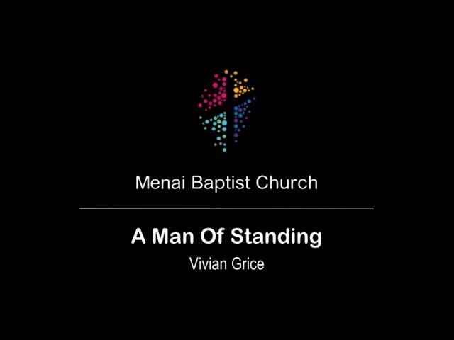 MBC 15-Nov-20 - Ruth Series: 2. A Man Of Standing