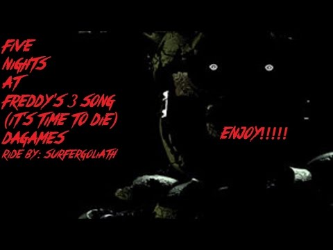 [AudioSurf] DAGames It's time to die FNAF 3 Difficult: Elite [Download Mp3]
