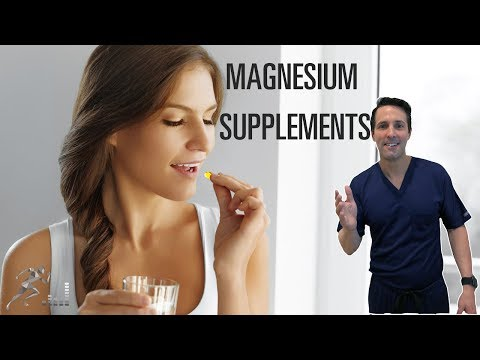 Supplements: The health benefits of magnesium