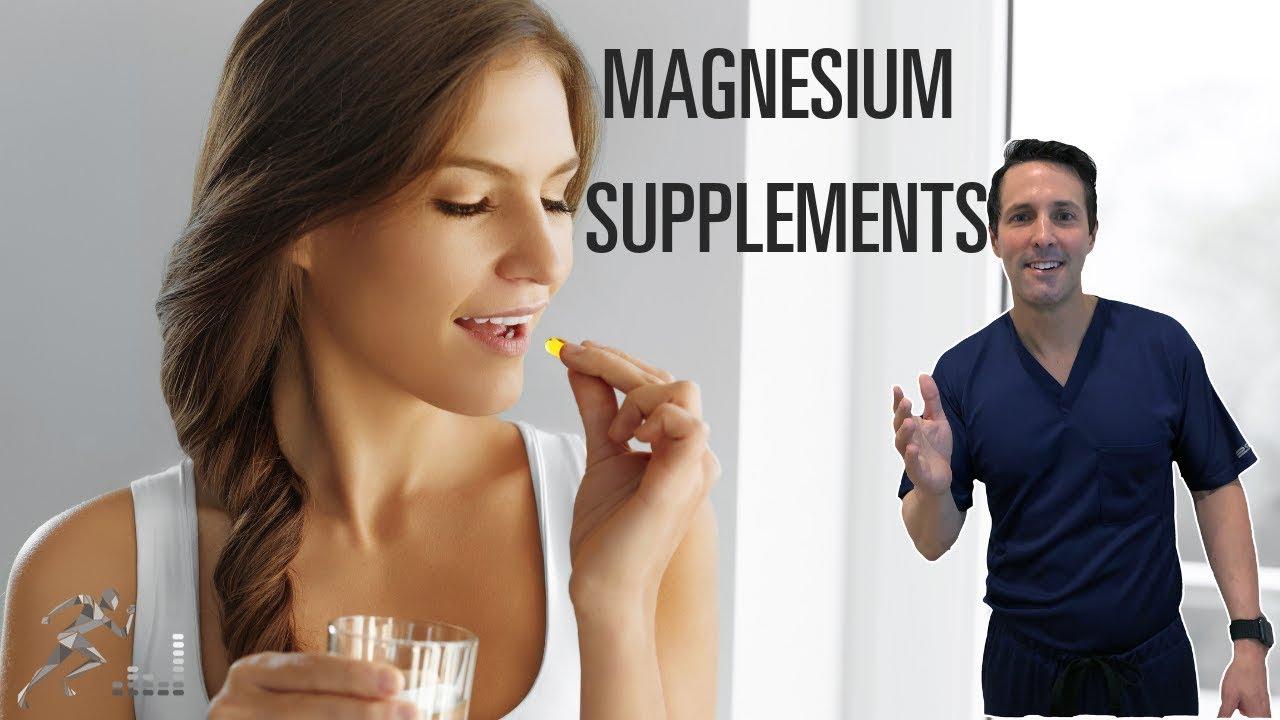 Benefits Of Magnesium Supplements