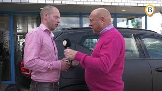 Opening Autobedrijf A. Janse