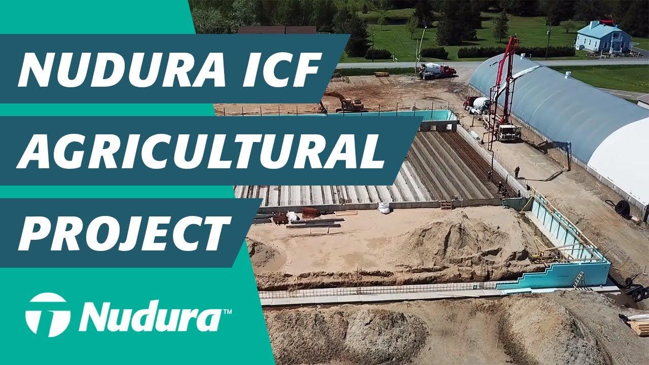 Nudura Potato Storage - Agricultural Project