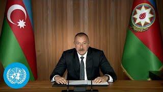 🇦🇿 Azerbaijan - President Addresses General Debate, 75th Session