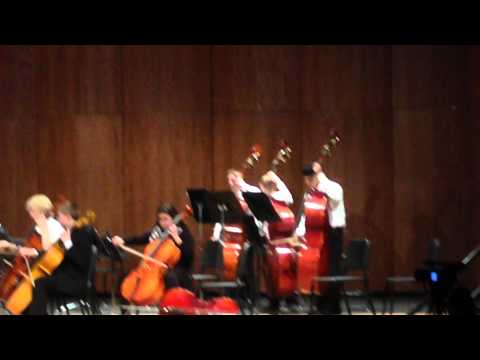 Kaileigh's Winter Orchestra Concert December 2014 - Bemidji Middle School