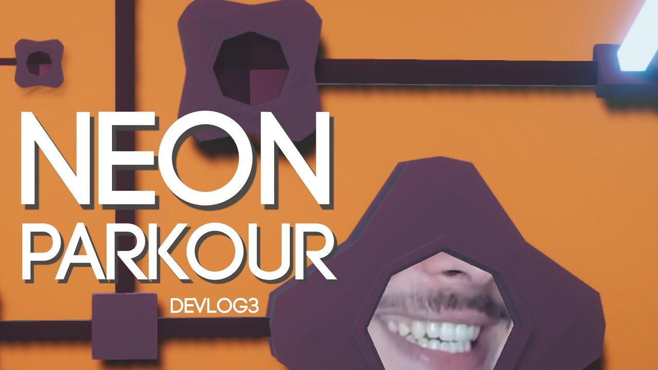 Erste NEON Puzzle-Elemente! | NeonParkour DevLog #03