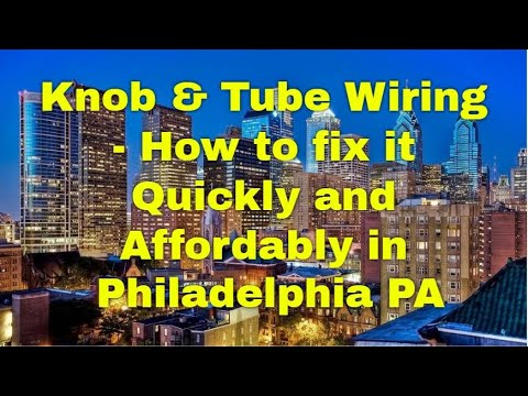 and Tube Wiring Philadelphia PA - How to AFFORDABLY and ... And Tube Wiring Philadelphia on tube terminals, tube fuses, tube dimensions, tube assembly,