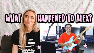 Eastside and Breathin by Benny Blanco, Khalid, Halsey | Alex Aiono Mashup REACTION