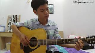 Hồng Nhan (Jack) - Guitar Fingerstyle - Cover by Tú Owen