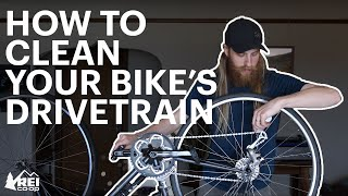 Easy DIY Projects from Home: How to Clean Your Drivetrain