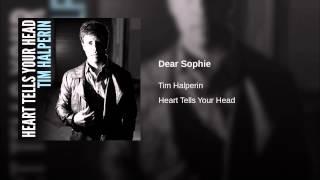 Dear Sophie