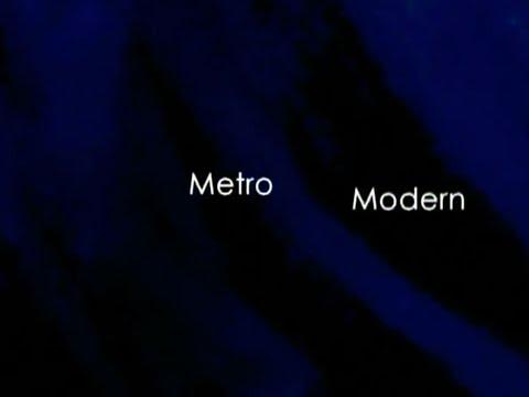 Instrumental Metro Modern (2003) - by Eric Visentin
