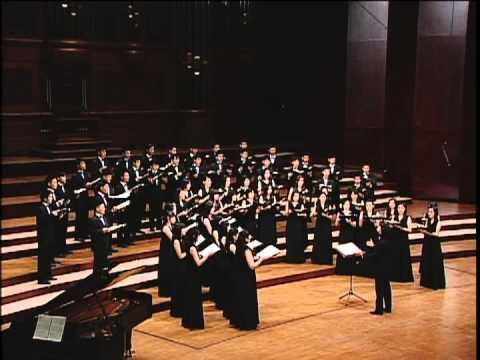 Cantus Gloriosus (Józef Świder) - National Taiwan University Chorus