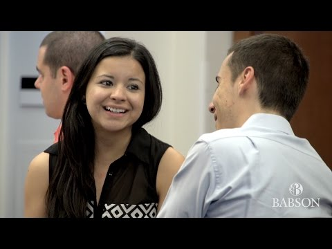 Babson Build: The Entrepreneurship Program for University Students