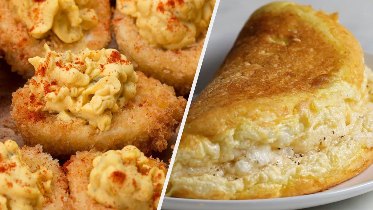 Flavorful Egg Recipes Anyone Can Make • Tasty