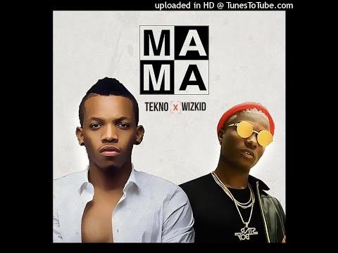 Tekno - Mama Instrumental ft. Wizkid (Prod. Eazibitz)