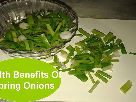 Health Benefits Of Spring Onions