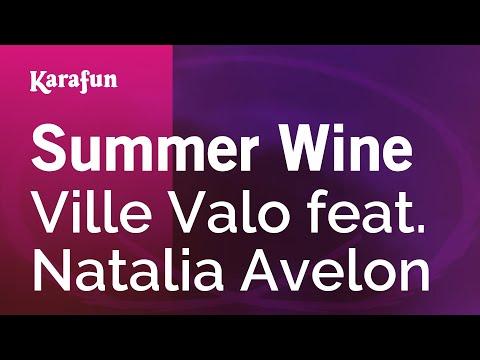 Karaoke Summer Wine  Ville Valo *