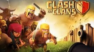 Clash Of Clans - part 21 - biggest war attack fail!!!