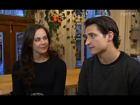 Tessa Virtue & Scott Moir TSN Interview