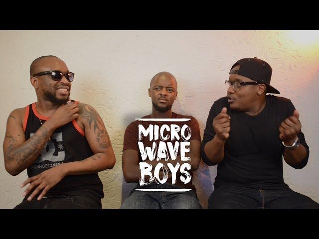 MicroWave Boys EP65: Black White Girl, 50 Cent vs Ja Rule, Gigaba Scandal, Super High Kid,