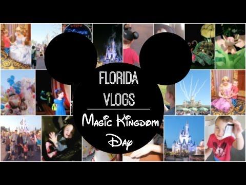 Vacation Vlog | FLORIDA: MAGIC KINGDOM!