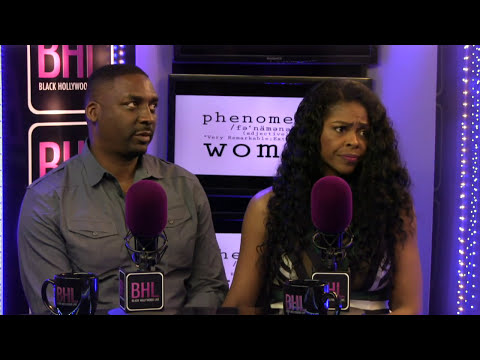 Toi & Rouvaun Walker Talks Bravo's Newlyweds on BHL's Phenomenal Women from YouTube · Duration:  37 minutes 24 seconds