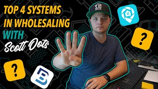 The Top 4 Systems I Use When Wholesaling Real Estate