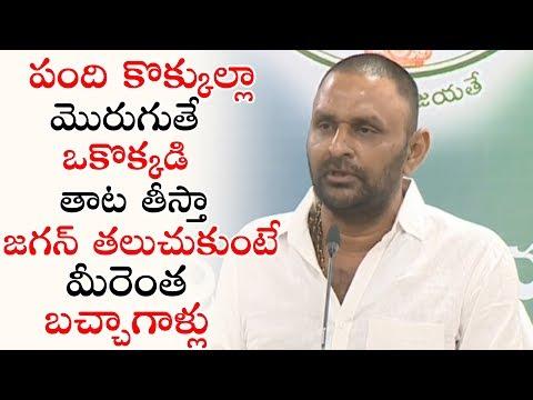 Kodali Nani Sensational Comments on AP TDP Leaders | :Latest Video | Political Qube