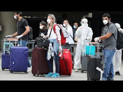 فيروس كورونا: لبنان يعيد مواطنيه العالقين في الخارج إلى أرض الوطن  - نشر قبل 2 ساعة