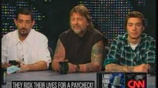 Deadliest Catch 2 -- Jake & Josh Harris on LKL
