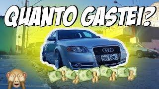 QUANTO CUSTOU A REVISÃO DA AUDI A4? ( Daily Vlog7008 )  Canal 7008Films