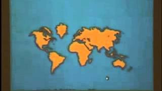 Who invented First World Map as told in Indian scriptures