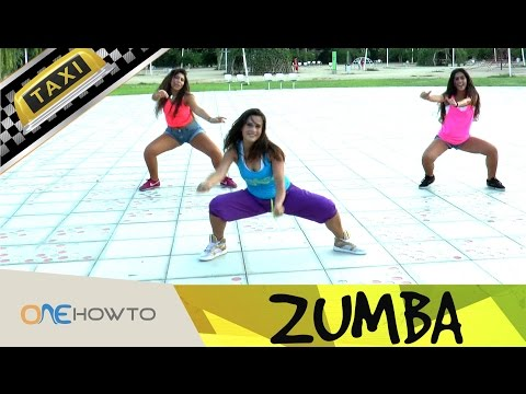 Pitbull Zumba Workout  El Taxi