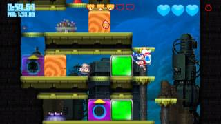 Mighty Switch Force 2 - Part 1: Great Balls of Fire