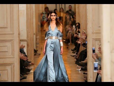 Tuba Ergin | Full Show | Mercedes Benz Fashion Week Istanbul | Fall/Winter 2017/18
