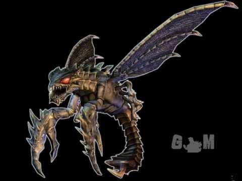 Godzilla: Unleashed, T20: Mutants: Megaguirus - YouTube