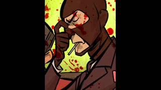 spy lines halloween scream fortress 2012