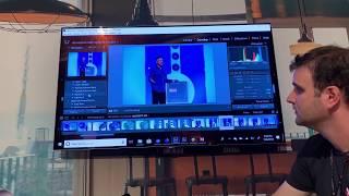 Demo chip Snapdragon 8cx, chạy Lightroom và nhiều trình duyệt cùng lúc