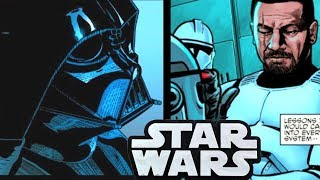What Darth Vader SAID About the Clone Wars!!(CANON) - Star Wars Comics Explained