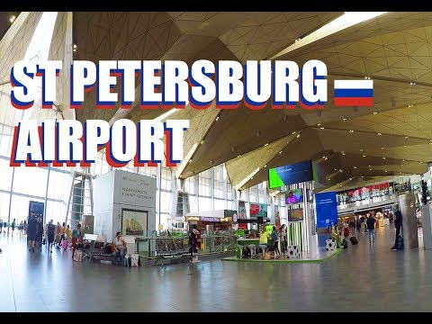 Saint Petersburg Airport Russia: Getting To Pulkovo Airport From Nevsky Prospect