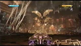 Transformers War For Cybertron Ending - Decepticons; Hard