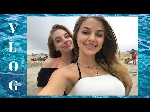 Beach Vlog W/ My Best Friend