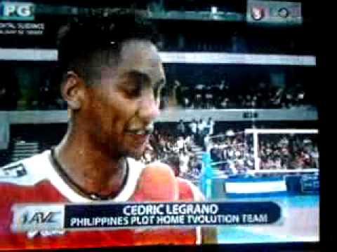 Cedric Legrand POG