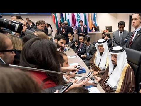 OPEC Cuts Daily Production by 1.2 Million Barrels