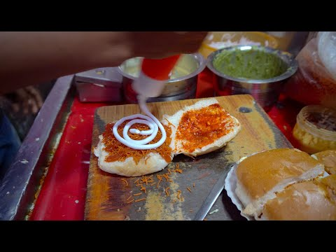 Street Food Scene Pune, India | Indian Street Foods