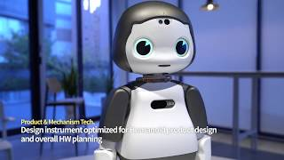 [LIKU robot] Product & Mechanism Tech