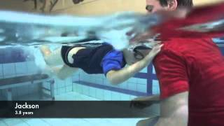 uSwim, Level 3, Skill 2 - Beginner Freestyle arms.flv